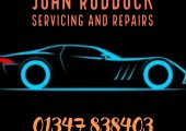 John Ruddock Motor Vehicle Repairs